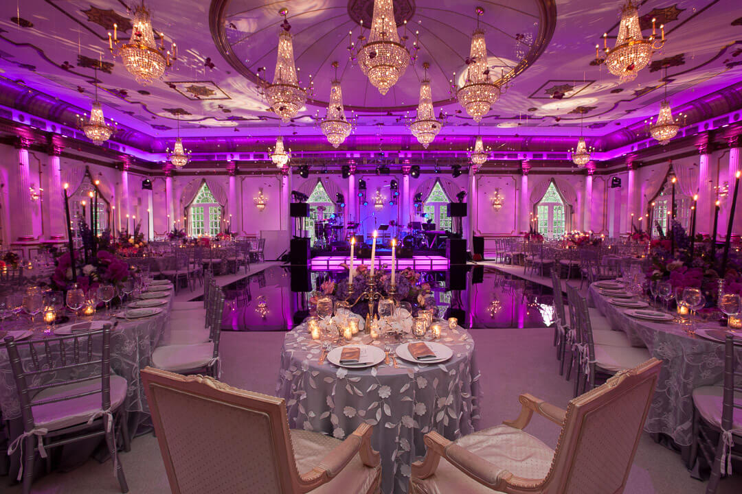 Above And Beyond Your Wildest Dreams Wedding Crystal Plaza