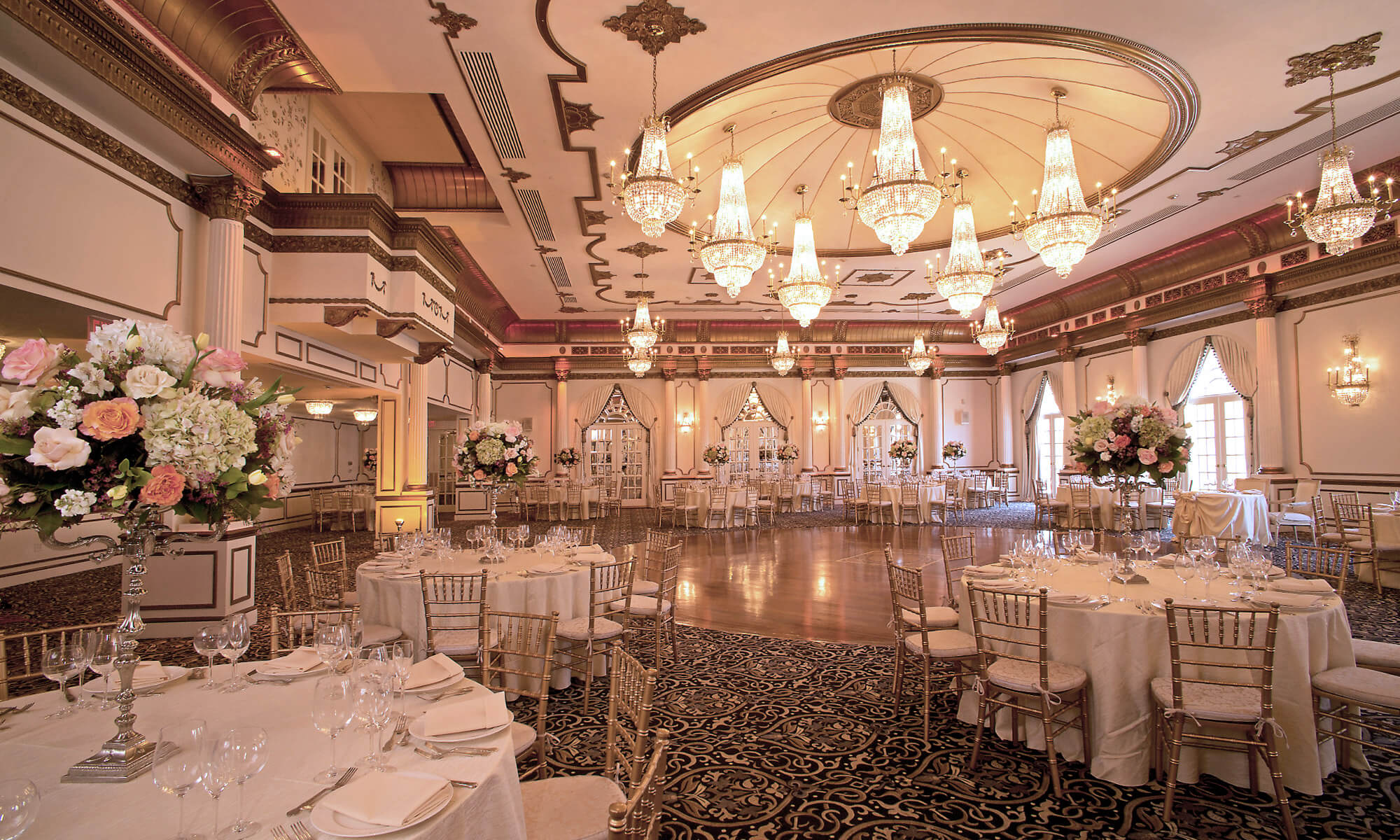 Crystal Plaza Wedding And Event Venue In Nj Crystal