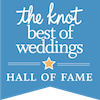 The Knot, Best of Weddings Hall of Fame