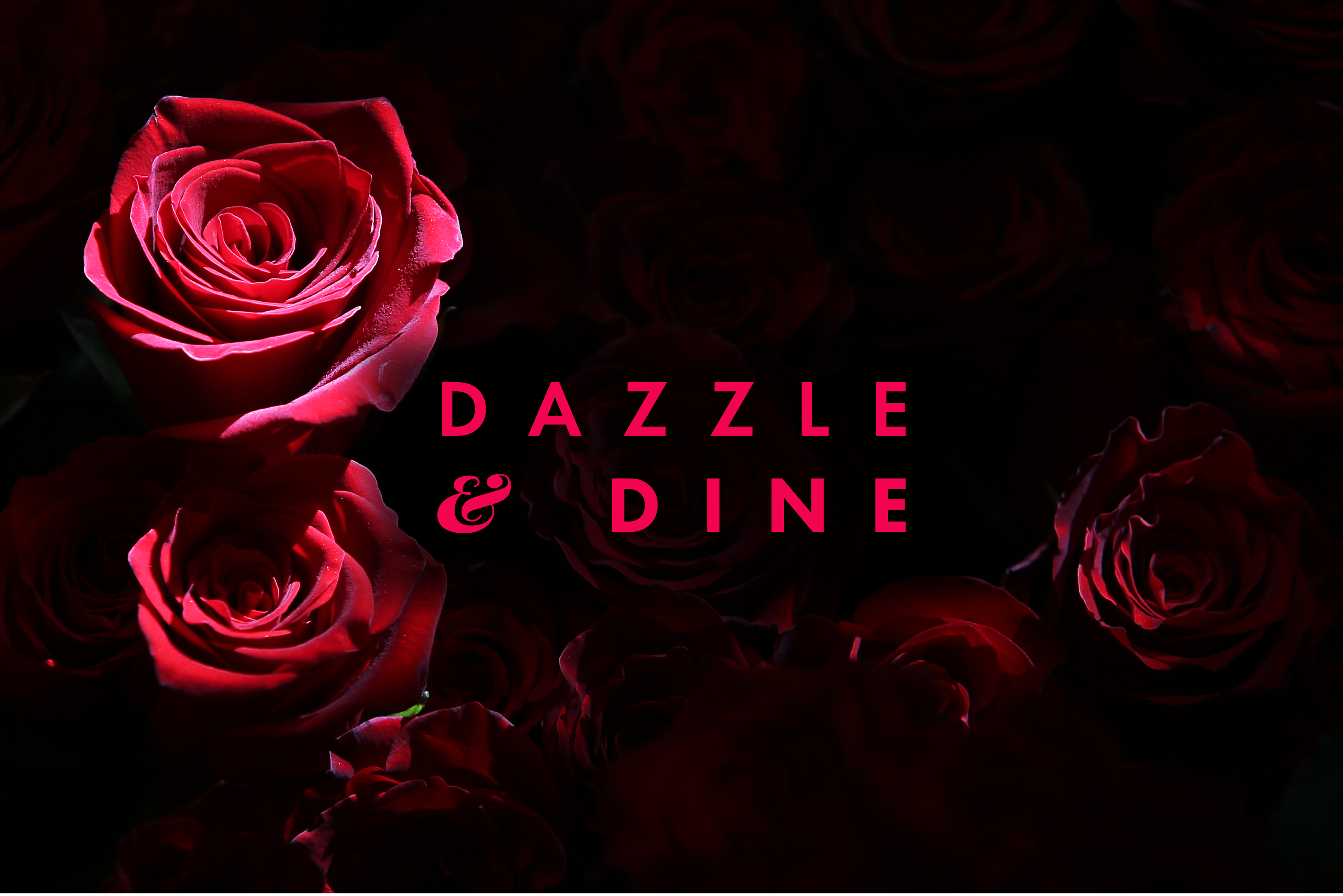 Valentine's Dinner at The Crystal Plaza