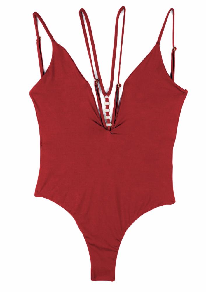 A beach bunny swimsuit
